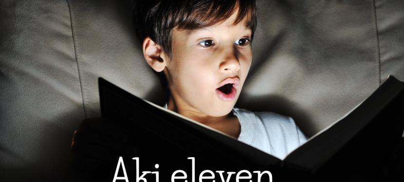 Aki eleven: játszik, tanul ésfelfedez