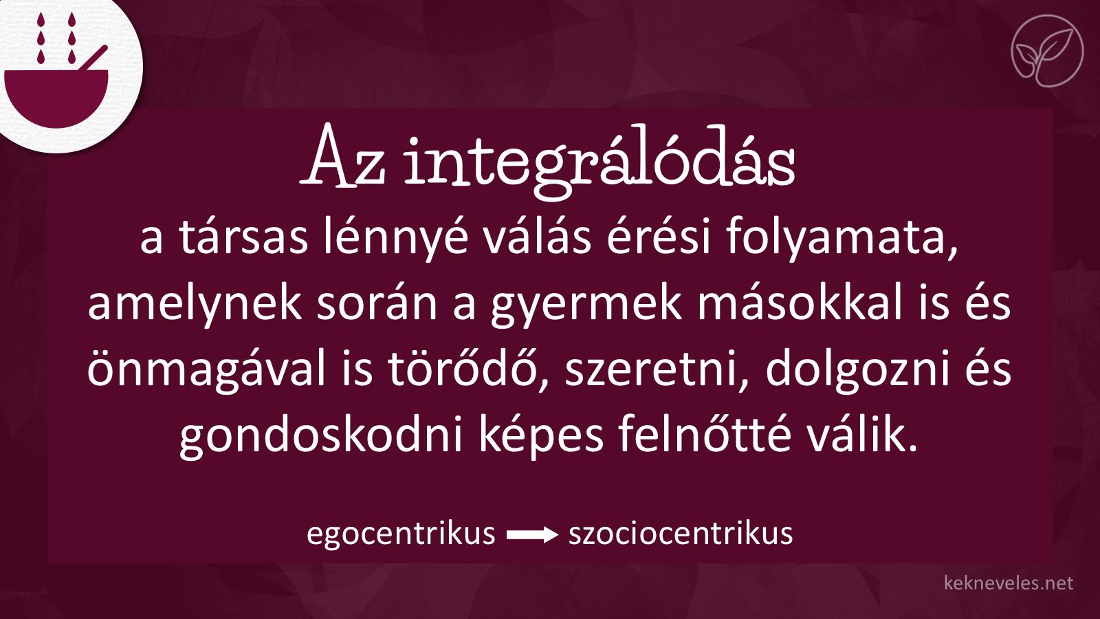 II-7 INTEGRÁLÓDÁS 1