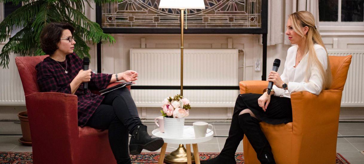 Video: Beszélgetés Brouwer PálhegyiKrisztinával