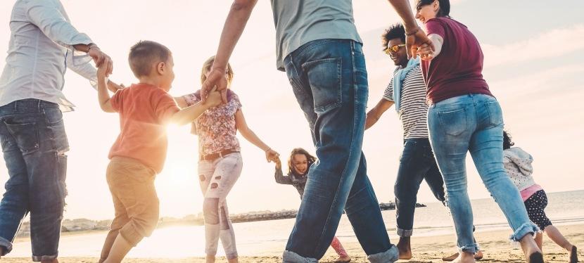 Hogyan építs kötődő falut a családodköré?
