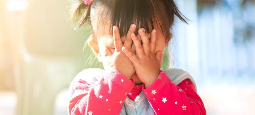 Miért nem áll szóba idegenekkel akisgyermek?